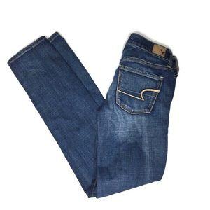 American Eagle Skinny Jeans 4 Regular
